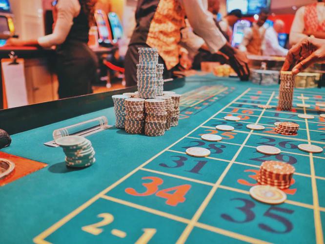Bild på sidan Hur är Kasinot - Det Finska Online Casinot med konst-tema – 6 fakta om Casinopop